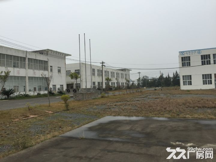江阴工业区标准厂房招租-图(4)