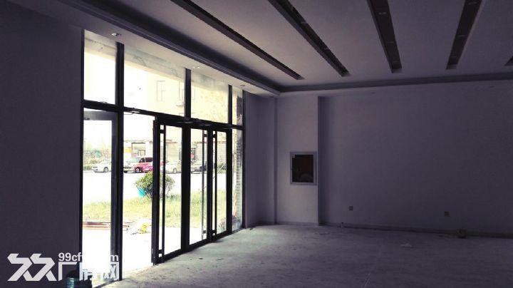 企业自由港•工社项目成品框架钢构厂房出售-图(4)