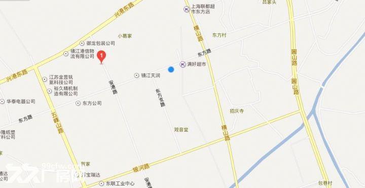 (出租−合作)江苏镇江大港新区厂房、双螺杆机出租-图(1)