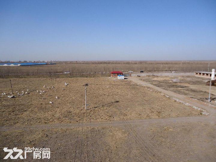 丰南区柳树圈100亩养殖用地带厂房水电手续齐全急租急售-图(3)