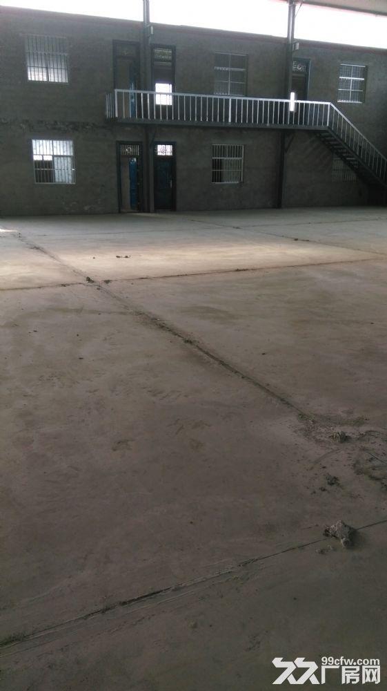 2500平方钢构厂房出租带行车-图(3)