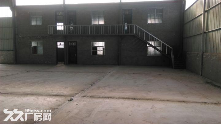 2500平方钢构厂房出租带行车-图(4)