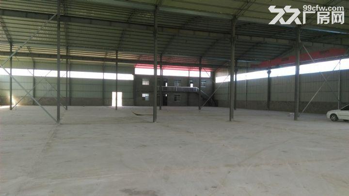 2500平方钢构厂房出租带行车-图(7)