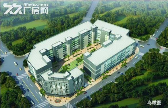 古镇中心区880−1280㎡全新厂房,双证齐可按揭-图(2)