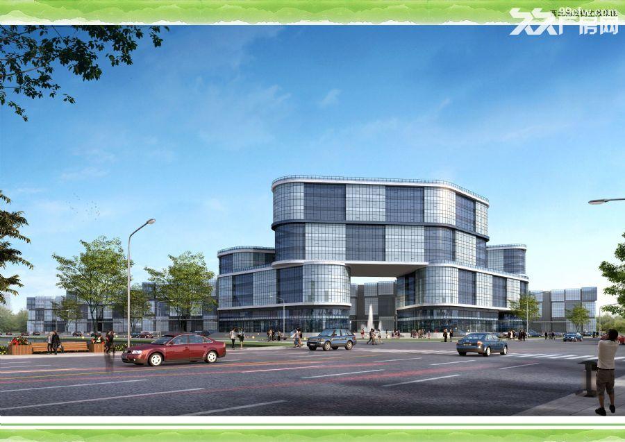 入住开发区天津产业新地标−−−电子城天津魔方-图(3)