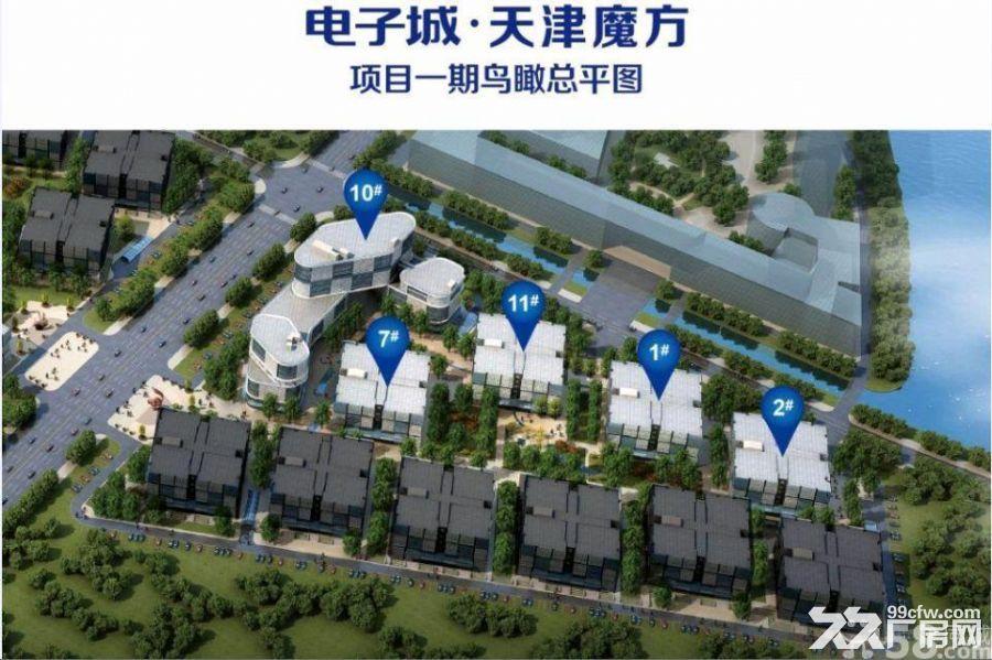 百万平米恢宏建筑群多元的链式产业聚集地-图(2)