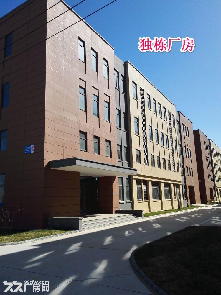 【北京企业的新家】50年产权全新厂房出售可贷款-图(5)
