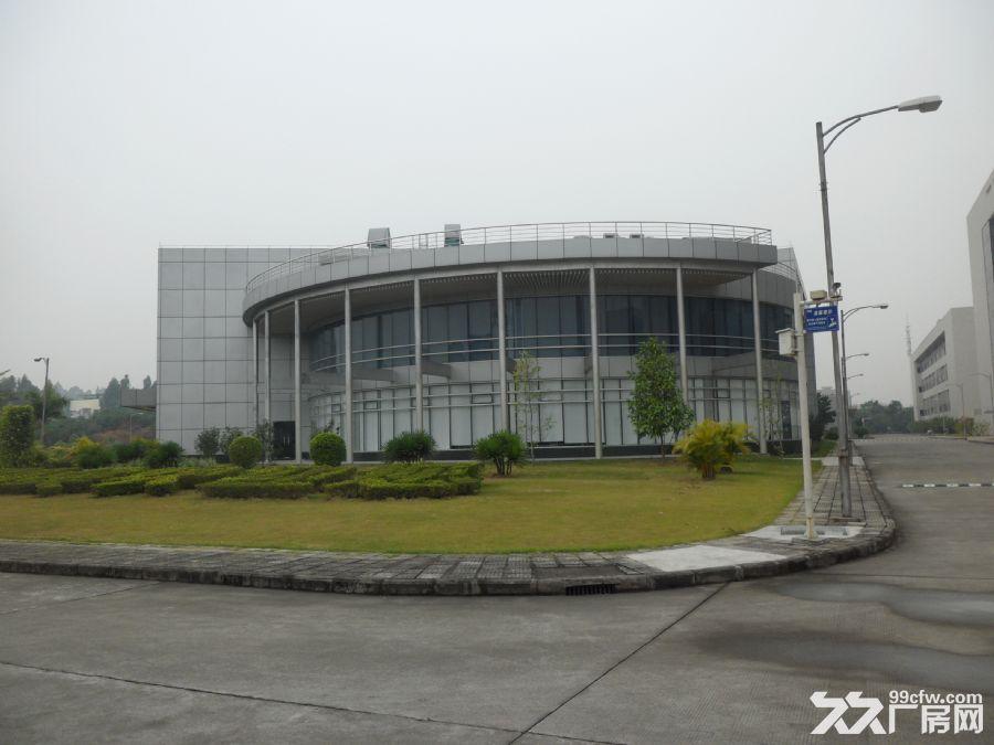 广州经济开发区东区独院独栋两层厂房8100m²出租-图(2)