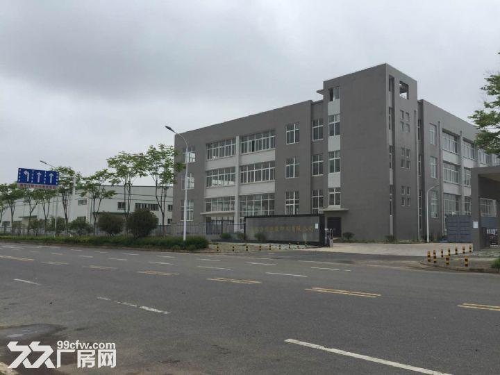 30米跨度单层钢构厂房1.8万平,框架3层共1万平,厂房出租-图(4)