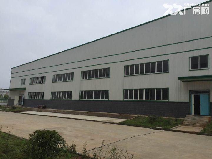 30米跨度单层钢构厂房1.8万平,框架3层共1万平,厂房出租-图(6)