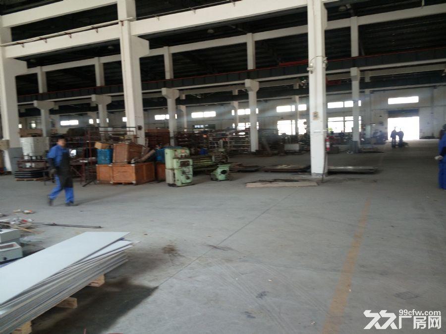 秣陵1700平方米单层厂房出租,高8米,有行车门口场地大-图(1)