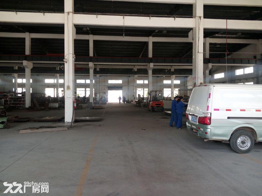 秣陵1700平方米单层厂房出租,高8米,有行车门口场地大-图(2)
