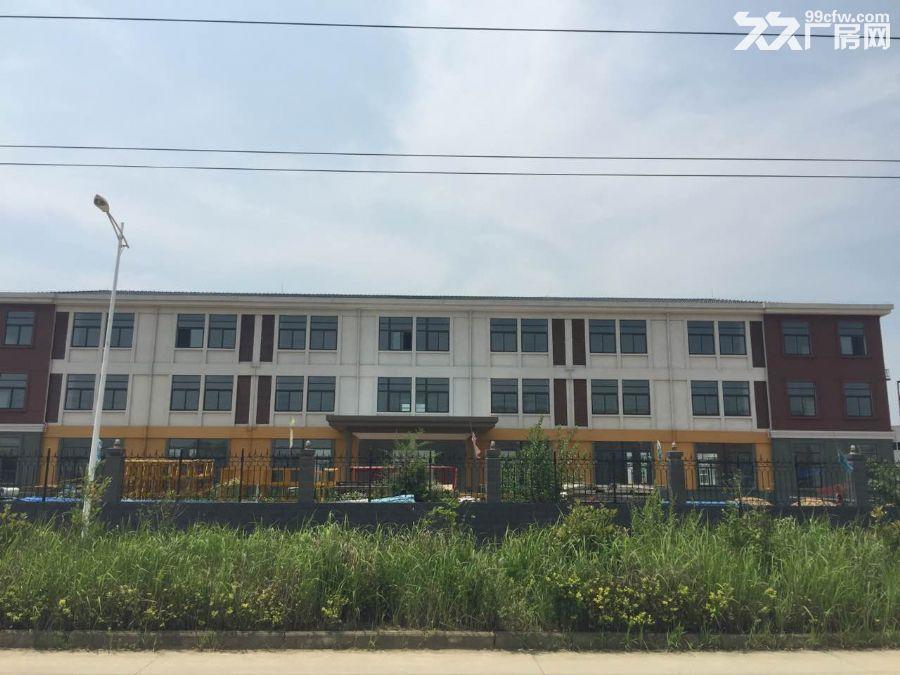 安徽六安裕安区徐集工业区全新标准厂房办公楼出租-图(1)