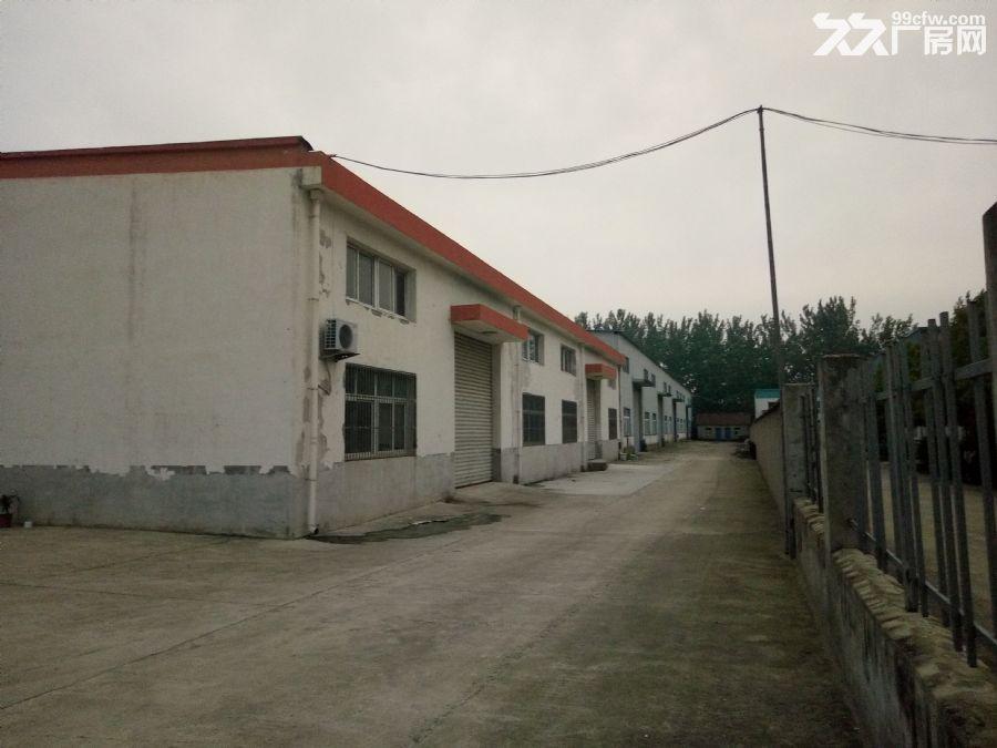 标准工业厂房出租(杨桥工业区检测站西)-图(1)
