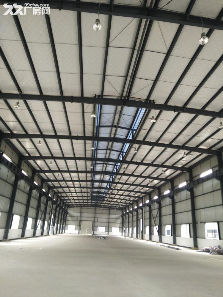 标准新钢结构厂房求租