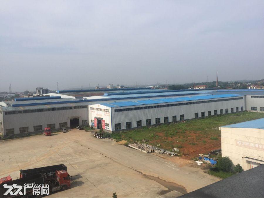 独立庭院式工业园厂房及办公大楼对外招租、招商-图(4)