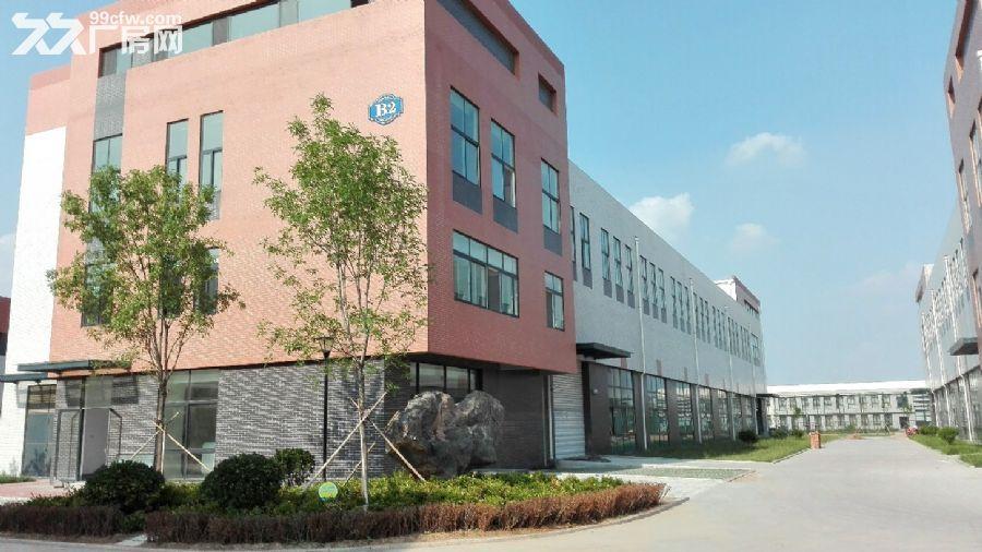 正规园区成品厂房3000−4000平出售可贷款-图(1)