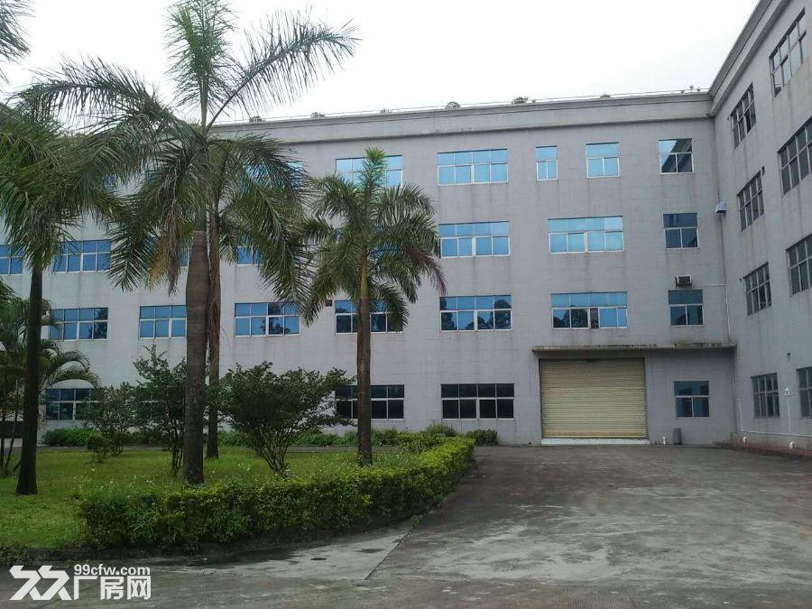 《花园式实景图》清平高速观澜出口独栋厂房4000平-图(2)