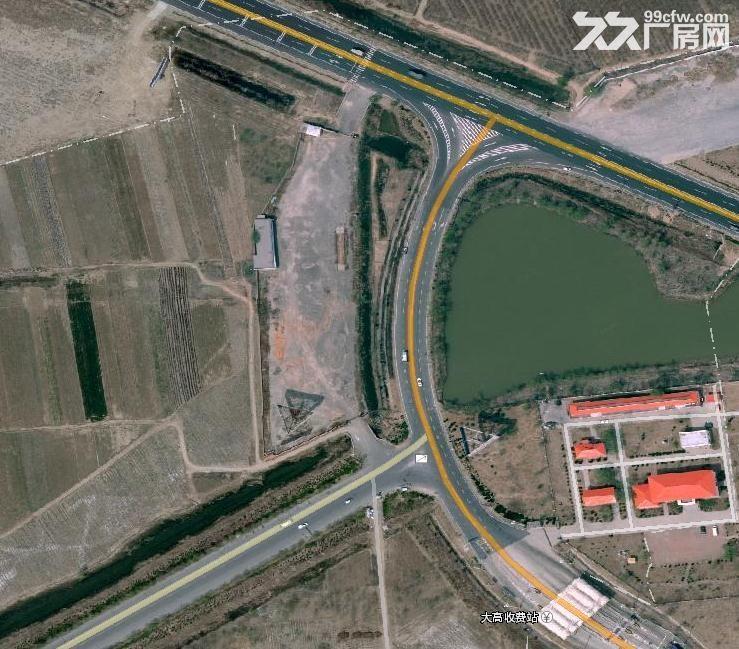 大高高速路口20亩场地对外合作/出租-图(2)