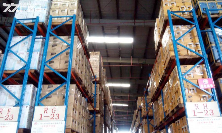 青岛城阳区流亭机场附近单层仓库5000−30000平米出租-图(1)