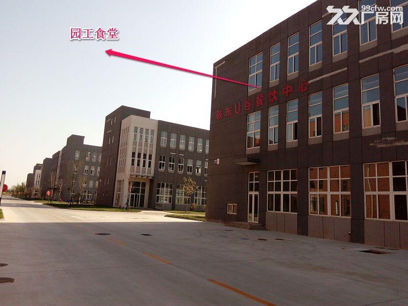 【2000平独栋带院】园区厂房花园式大产权可贷款-图(2)