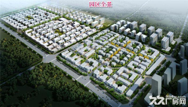 【2000平独栋带院】园区厂房花园式大产权可贷款-图(4)