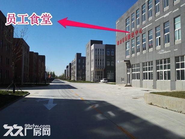 【2000平独栋带院】园区厂房花园式大产权可贷款-图(6)