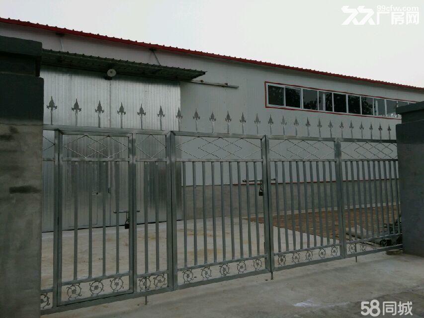 新建库房厂房出租《独院》-图(1)