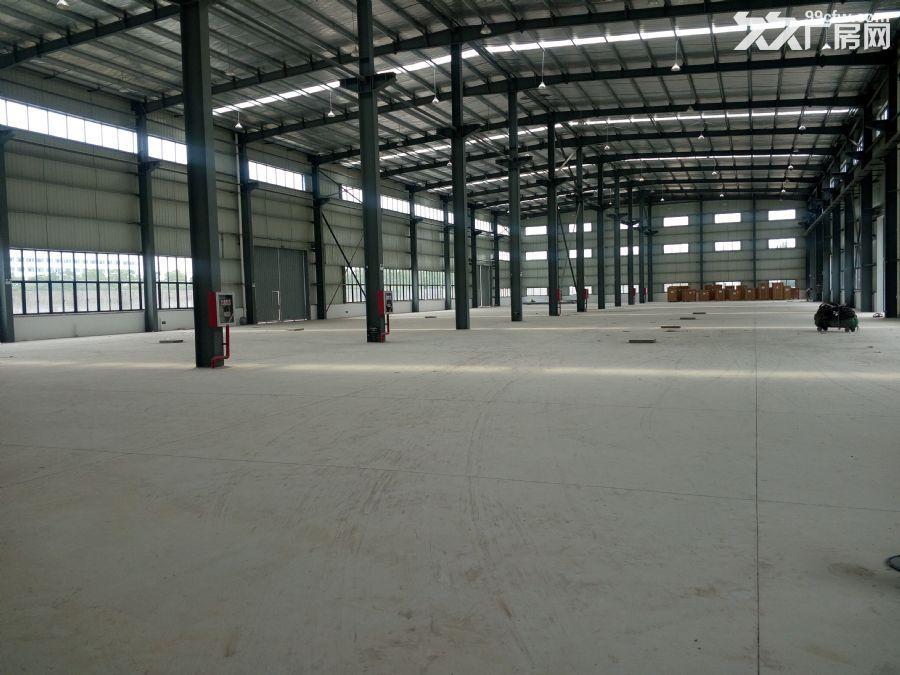 上坊4800平方米仓库出租,高9米。有平台-图(2)