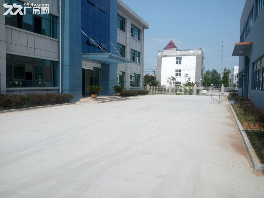 2幢2400平方米厂房出租,高10米,可装行车独门独院,办-图(3)