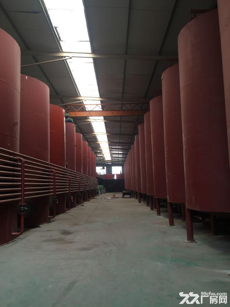 大型新建润滑油罐装厂房-图(1)