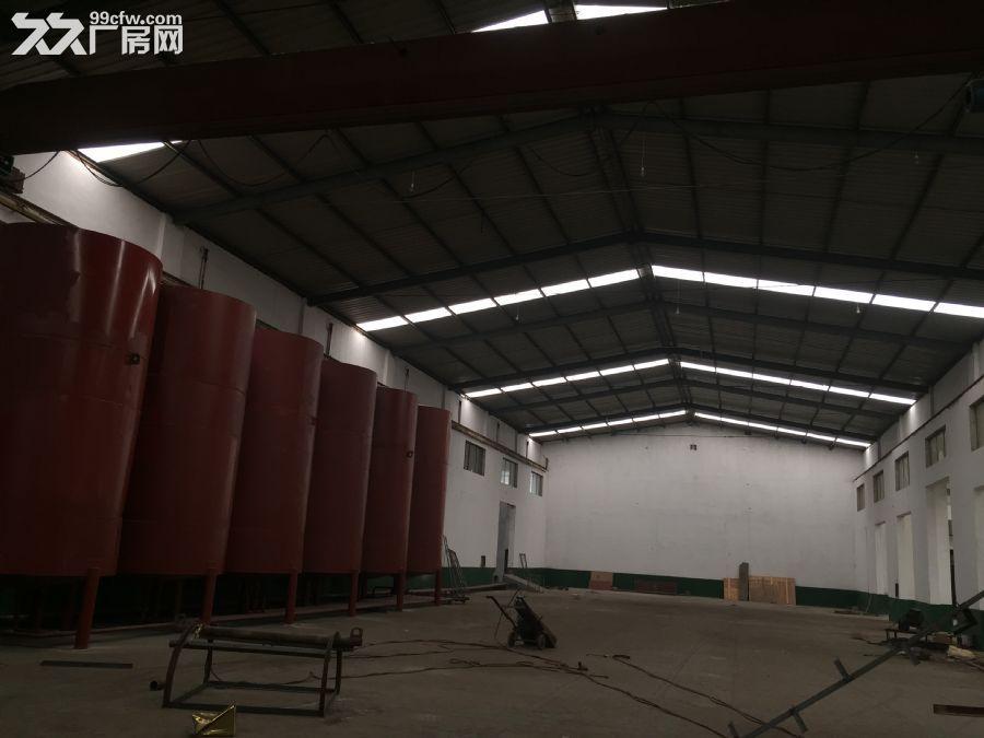 大型新建润滑油罐装厂房-图(2)