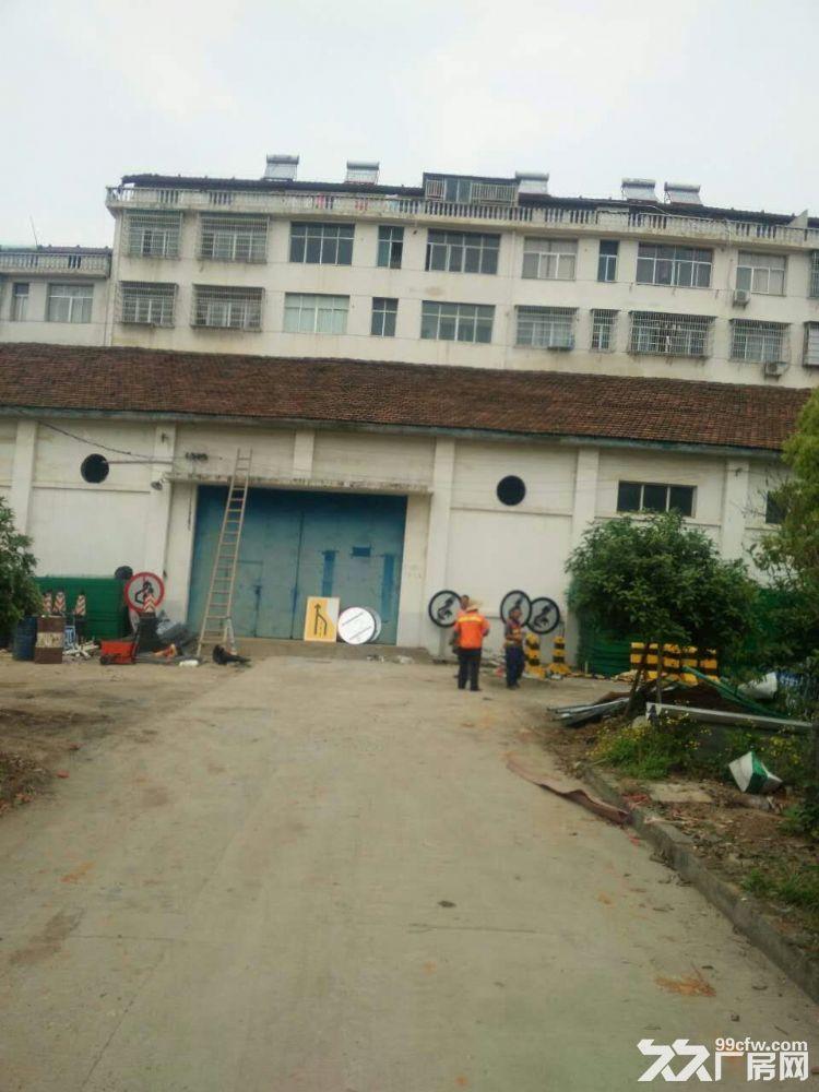 西洞庭12亩占地及厂房整体出售-图(2)