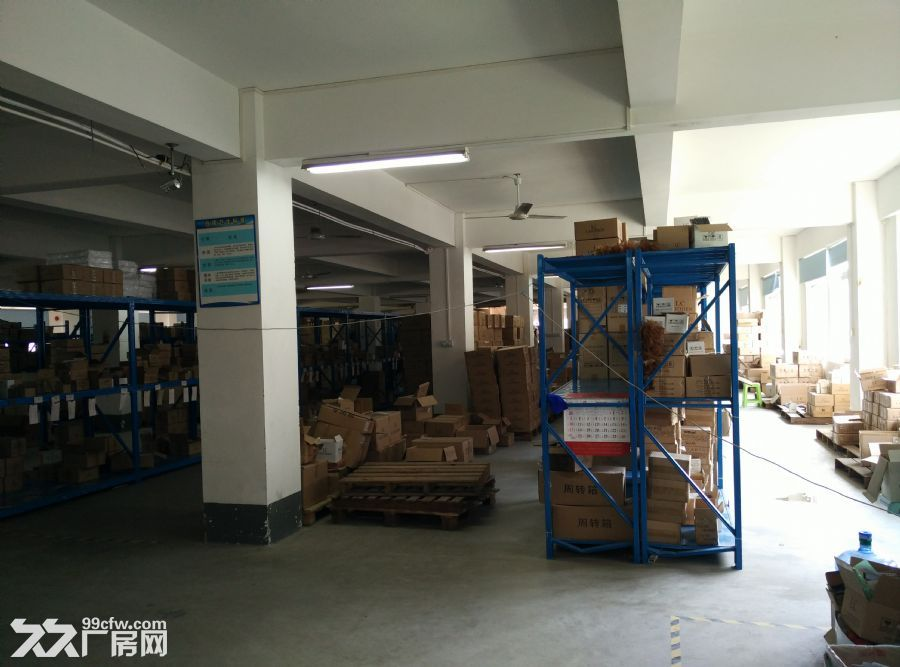 科学城1200㎡厂房仓库招租-图(5)