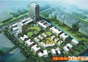 东盟工港−力海综合产业园24万㎡独立产权标准厂房出售