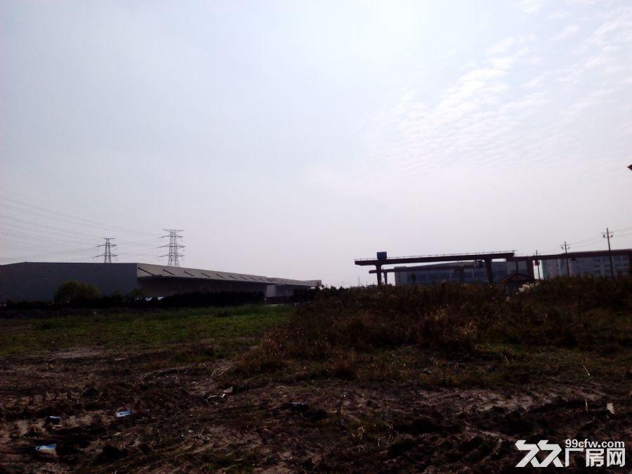 临港万祥镇15亩工业土地场地出租-图(1)