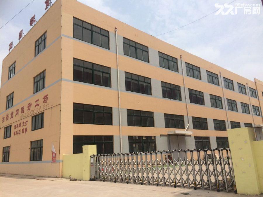 四栋大型厂房13000㎡低价出售/出租(可分栋)-图(4)
