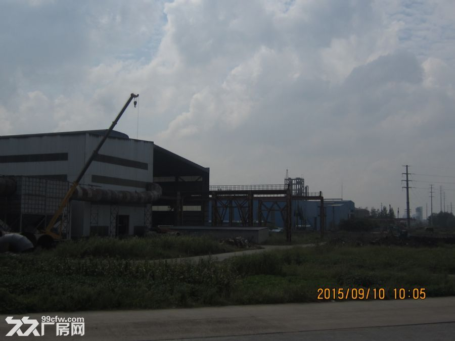淮安洪泽经济开发区一钢铁企业对外出租或整体转让-图(3)