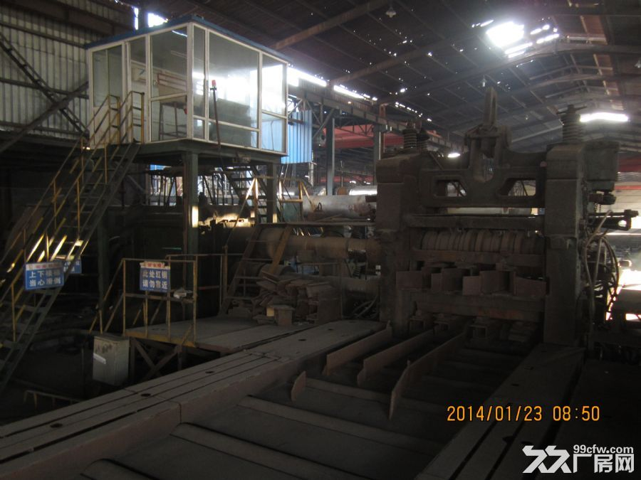 淮安洪泽经济开发区一钢铁企业对外出租或整体转让-图(6)