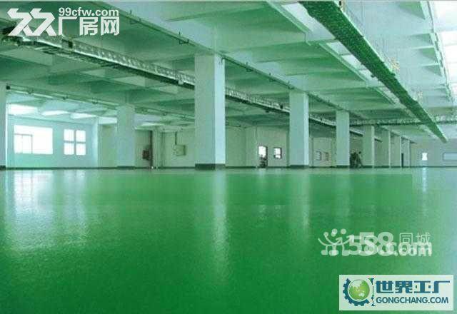 V江宁周围出租12000平两证齐全有环氧地坪-图(2)