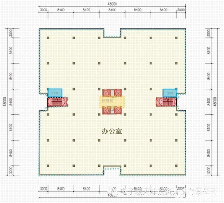 可贷款50年产权写字楼,厂房出售-图(4)
