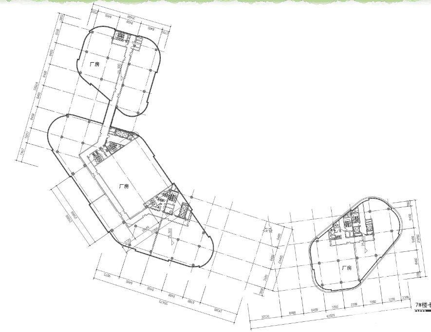 可贷款50年产权写字楼,厂房出售-图(6)