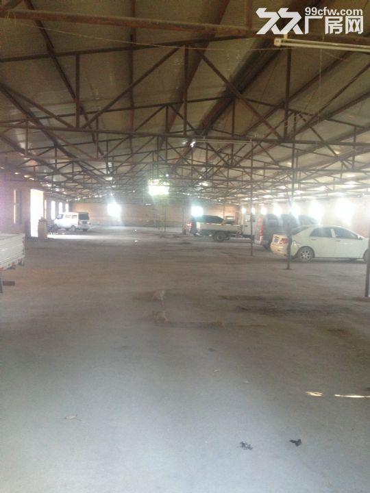 原编织袋厂厂房出租,包含一大一小两个厂房以及六间小房子-图(2)