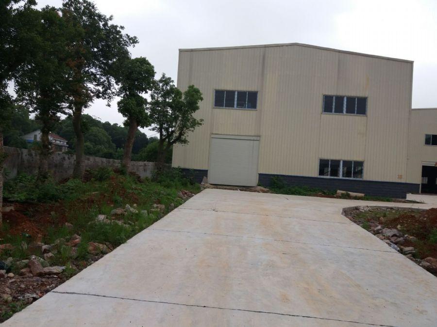城郊结合部全新5200平米钢构厂房出租出售或自有项目联营-图(1)
