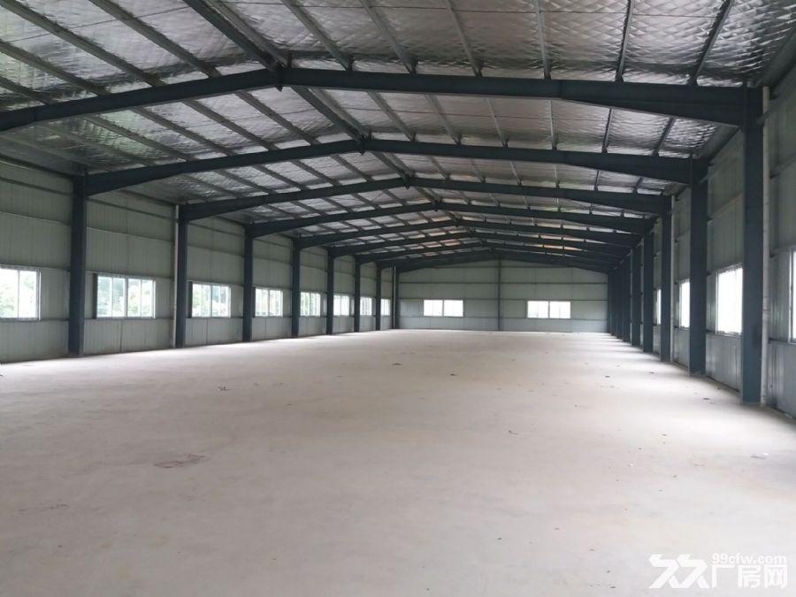 城郊结合部全新5200平米钢构厂房出租出售或自有项目联营-图(2)