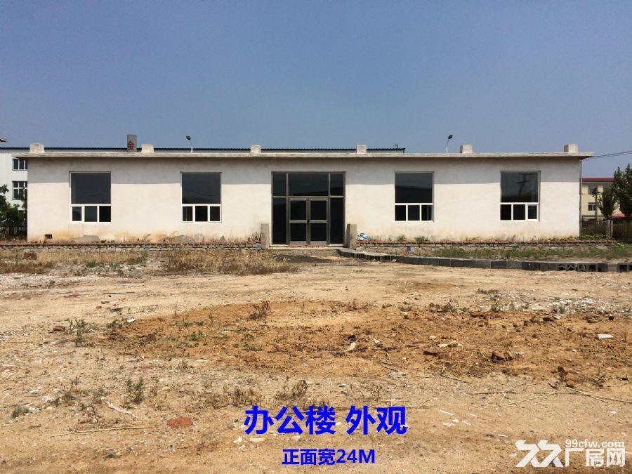 (出租)中小企业园厂房门卫水电宿舍齐全-图(1)