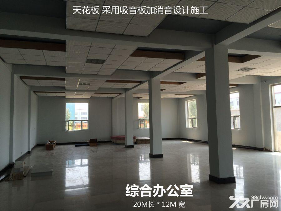 (出租)中小企业园厂房门卫水电宿舍齐全-图(3)