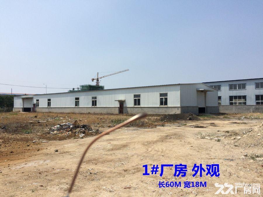 (出租)中小企业园厂房门卫水电宿舍齐全-图(4)