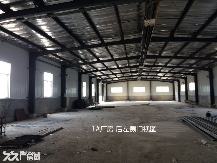 (出租)中小企业园厂房门卫水电宿舍齐全-图(6)