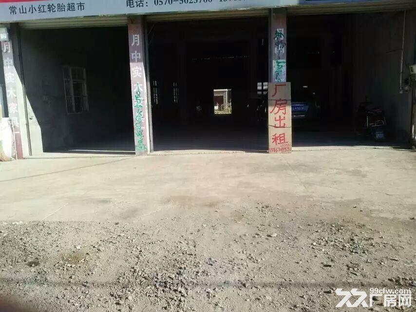 仓库厂房出租地理位置优越-图(1)